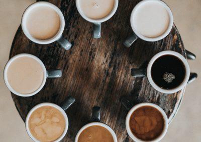 NOS CAFÉS ET CHOCOLATS